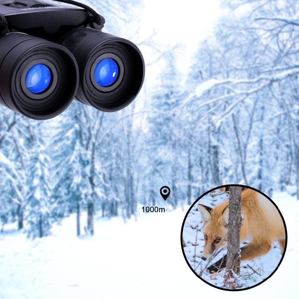 APEXEL 8x21 Compact Zoom Binoculars Long Range 1000m Folding HD Powerful Mini Telescope BAK4 FMC Optics Hunting Sports Camping