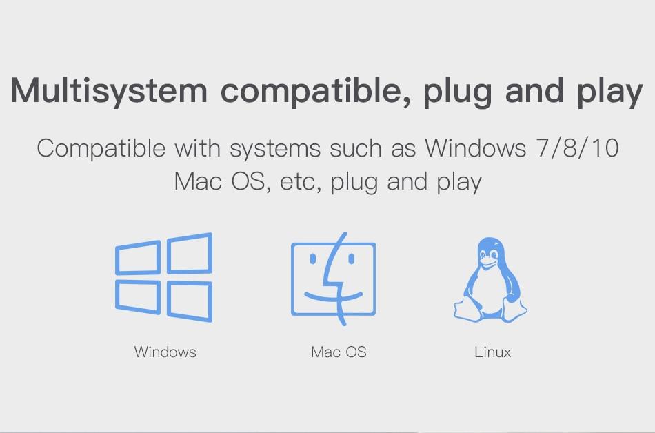 Baseus USB 3.0 4-Port USB Hub 5Gbps Adapter USB Type C HUB Computer PC for Macbook Type C USB 3.0 HUB for Huawei